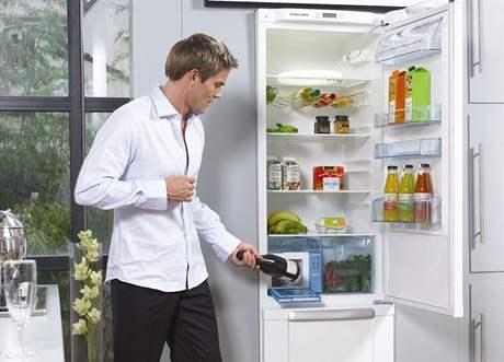 Box Drink Express dokáže láhev vychladit 6x rychleji než zbytek chladničky