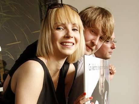 Jana Plodková, Marek Najrt a Marek Daniel představili plakát k filmu Protektor.