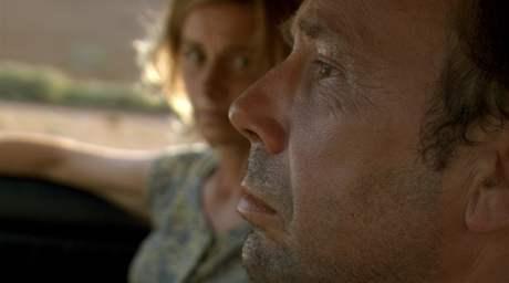 Snímek ze soutěžního filmu Anděl u moře
