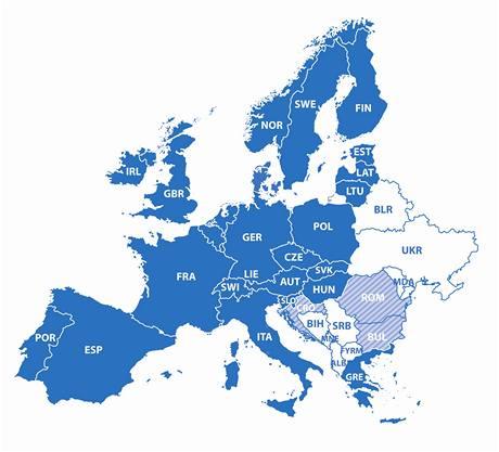 Navigace Garmin mají dokonale zmapované nejen země západní Evropy, ale i velkou část zemí východního bloku, včetně ČR