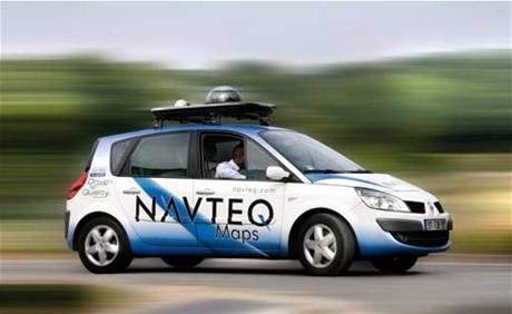 Mapy dodává společnost NAVTEQ, světová jednička v oblasti navigačních map