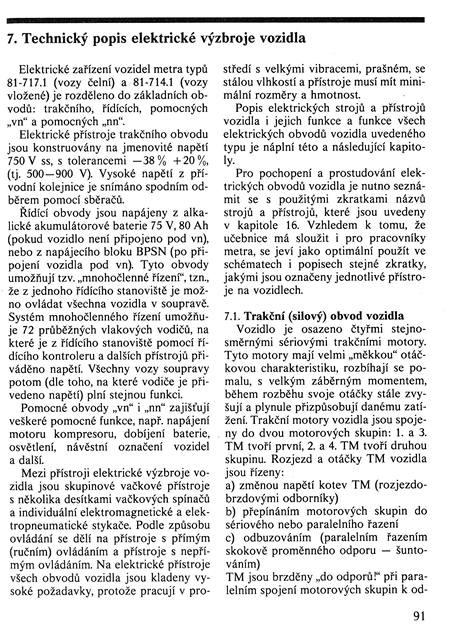 Technické údaje 81-71