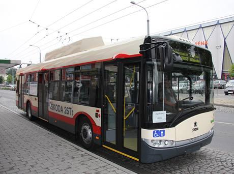 Trolejbus Škoda 26Tr Solaris