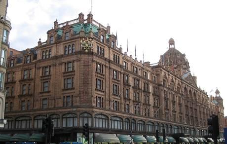 Obchodní dům Harrods, Londýn