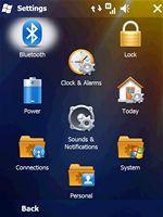 Windows Mobile 6.5 (nastavení)