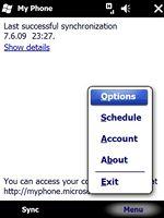 Windows Mobile 6.5 (MyPhone)