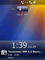 Windows Mobile 6.5 (zámek telefonu)