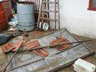 Rudice zasáhla přívalová bouřka, voda byla ve dvou domech.