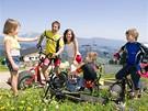 Dolní Rakousko - Semmering - zábava na kolobežkách