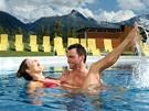 Rakousko, Bad Gastein - světoznámé termální lázně