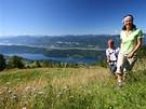 Rakouské turistické vesničky - putování nad Millstattským jezerem