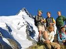 Rakouské turistické vesničky - v Národním parku Vysoké Taury