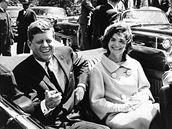 Jacqueline Kennedyová a John F. Kennedy