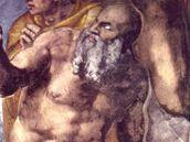 Michelangelo: Sv. Bartoloměj