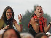 Rock for People 2009 - návštěvnice