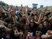Rock for People 2009 - fanoušci