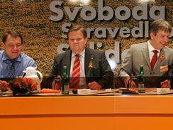 Programové konference ČSSD (4.7.2009)