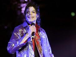 Zpěvák Michael Jackson při posledních zkouškách 23. června 2009 ve Staples Center