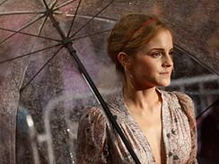 Premiéra šestého dílu Harryho Pottera v Londýně -  Emma Watsonová