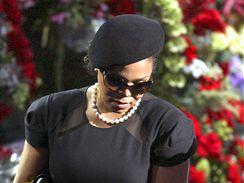 Jacksonova sestra - zpěvačka Janet Jackson