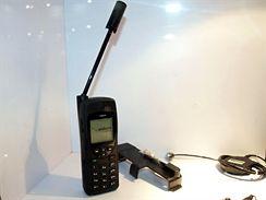 Satelitní telefony na výstavě CommunicAsia