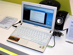 Netbooky na CommunicAsia 2009
