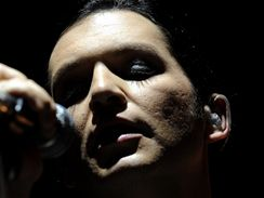 Rock for People 2009 - Brian Molko (Placebo)