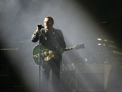 U2 na turné v Barceloně