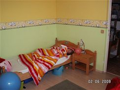 Ideální dětský pokoj pro dvě holčičky