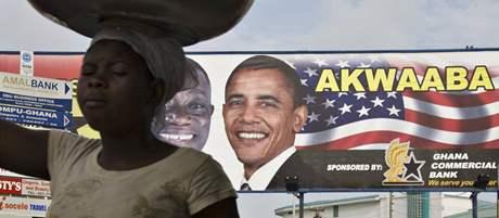 Ghana se chystá na návštěvu Baracka Obamy (10. července 2009)