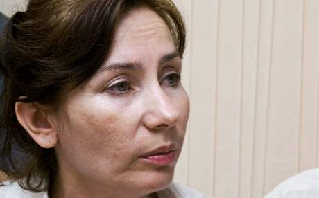 Natalija Estěmirovová