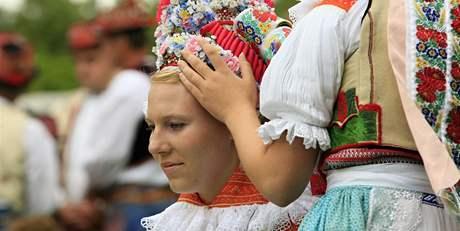 Horňácké slavnosti ve Velké nad Veličkou