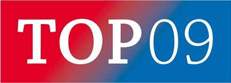 Nové logo strany TOP 09