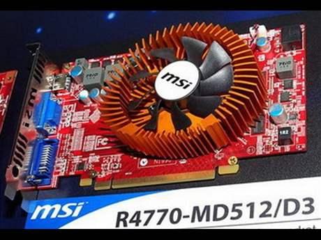 MSI Radeon HD 4770