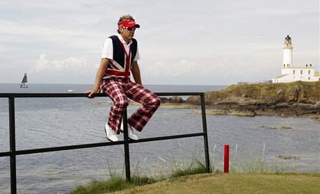 British Open 2009 - Ian Poulter.