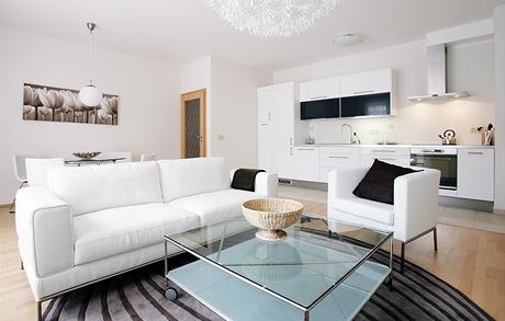Mobilní prvky jsou do menších bytů praktické