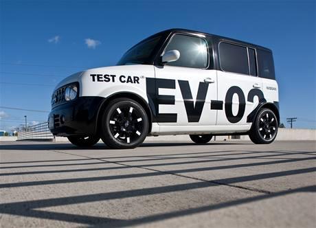 Elektromobil Nissan EV-02