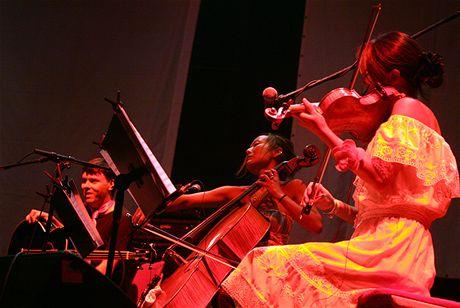 Colours of Ostrava 2009 - Tata Bojs & Ahn Trio