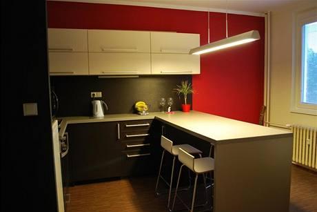 Panelákový byt 1+1 svěřili architektovi