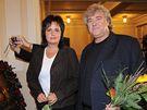 Eva a Vašek - Oslava 70. narozenin Karla Gotta