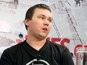 Rozhovor Barbory Tachecí s Kamilem Horkým z České pirátské strany