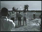 Apollo 11 - 3500 novinářů sleduje start lodi Apollo 11 k Měsíci