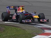 V poped Rubens Barrichello, za nm Mark Webber