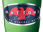 Nová lahev Mattoni s obsahem 0,75 litru.