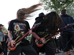Masters of Rock 2009: fanoušci