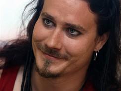 Masters of Rock 2009: kapelník a klávesák Nightwish Tuomas Holopainen