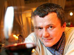 Fotograf a milovník vína Tono Stano