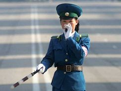 Pchjongjang, Severní Korea