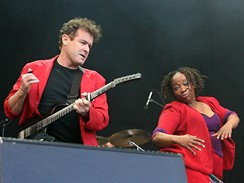 Colours of Ostrava 2009 - Johnny Clegg