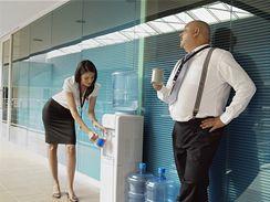Kvalita vody čepované z watercooleru závisí na celé řadě faktorů.